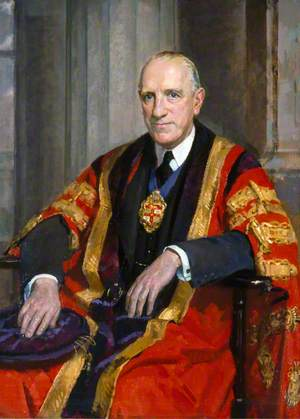 Lord Alfred Webb-Johnson (1880–1958), Bt, KCVO, CBE, DSO, TD
