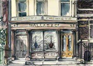 Wallas and Co. Pharmacy