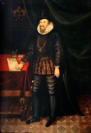 Sir William Paddy, Physician to James I