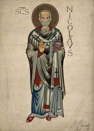 Saint Nicholas of Myra and Bari