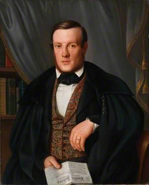 Louis (Ludwig) de Wette, Physician of Basel