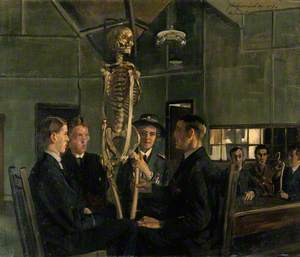 Anatomy Lessons at St Dunstan's