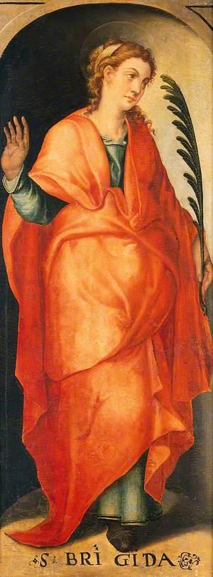 Saint Brigid (?)