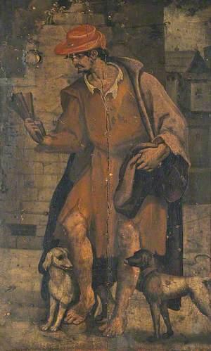 Saint Lazarus (?)