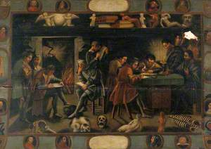 The Drawing Academy of Baccio Bandinelli