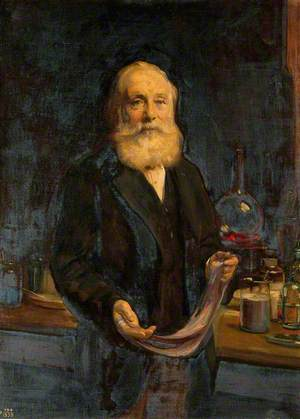 Sir William Perkin (1838–1907)