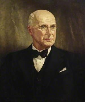 G. F. Troup Horne, Secretary  (1919–1952)