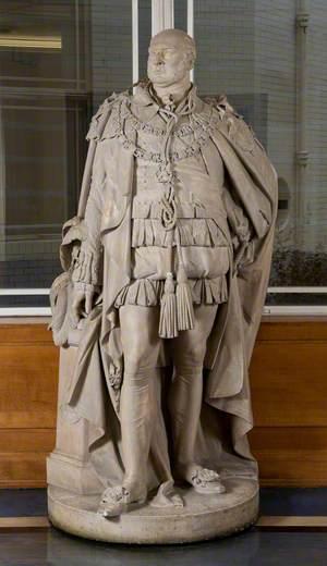 HRH Augustus Frederick (1773–1843), Duke of Sussex, Grand Master (1813–1843)