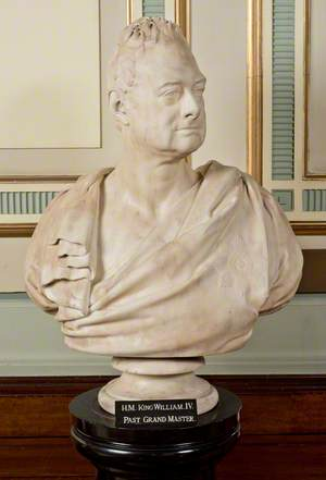 William IV (1765–1837), Past Grand Master of the Moderns (1813)