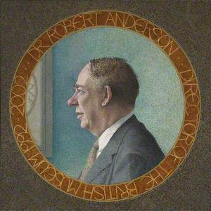 Dr Robert G. W. Anderson (b.1944), Director of the British Museum (1992–2002)