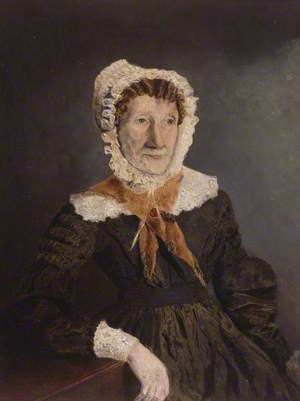 Mary Bygrave (1770–1846), Housekeeper to the Trustees, Aged 74