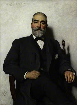Sir Francis Burnand (1836–1917)