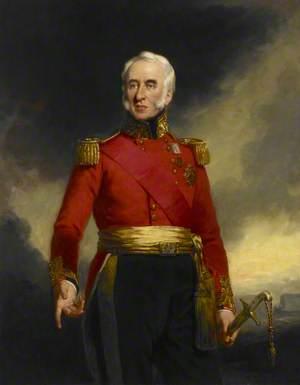Major General Sir William Nott (1782–1845)