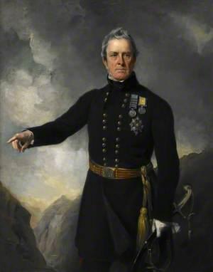 Lieutenant General Sir George Pollock (1786–1872), GCB