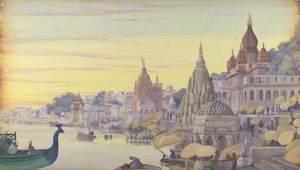 'Benares. India. Novr. 1878'