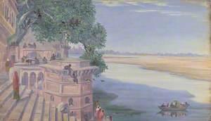 'Bindrabun. India. Novr. 2d 1878'