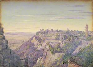 'Chittur. Rajputana. India. Decr. 1878'
