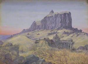 'Pawangahr. Champaneer. India. Jan. 1879'