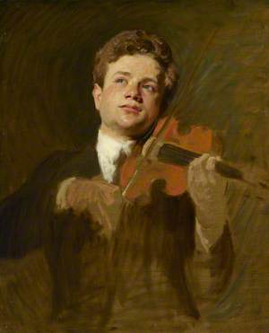 Mischa Elman (1891–1967), Playing the Violin