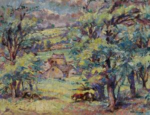 Oxfordshire Landscape