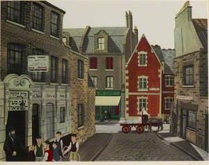 Brick Lane and Heneage Street