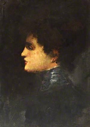 Damen Bildnis (Portrait of a Lady)
