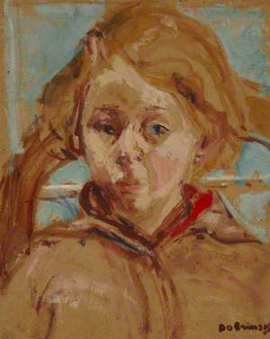 Head of a Girl