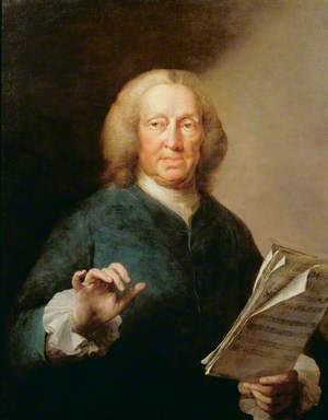 Richard Leveridge (1670–1758)