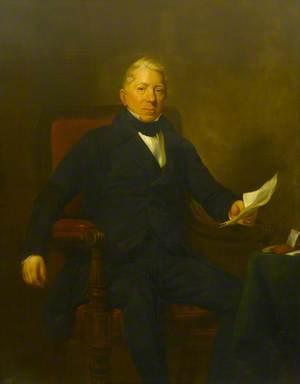 Benjamin Hawes (d.1861)