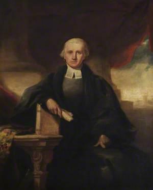 The Venerable Archdeacon Pott