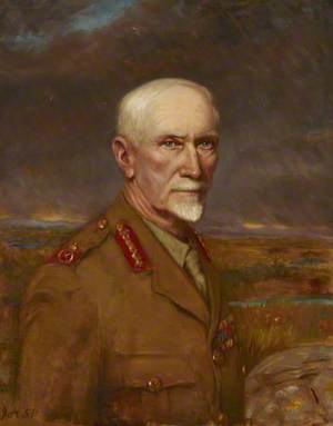 Field Marshal Right Honourable Jan Smuts (1870–1950)