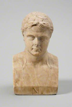 Bust of an Unknown Man, Inscribed 'N.'*