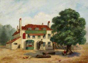 View of the Old Assembly Rooms and Tavern, Kentish Town