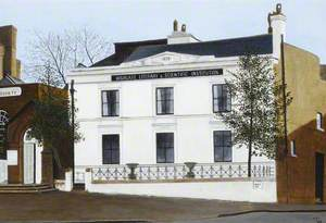 Highgate Literary & Scientific Institution