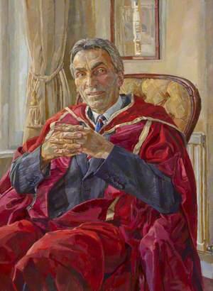 Professor Peter Mortimore (b.1942), OBE, PhD, FBPS,  Director (1994–2000)