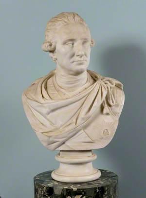 Rear Admiral Sir John Lindsay (1737–1788), KB