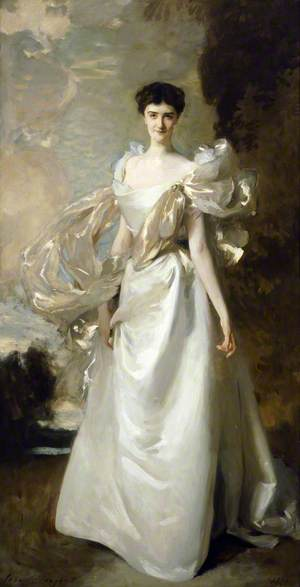 Daisy Leiter, Later Margaret Hyde, 19th Countess of Suffolk