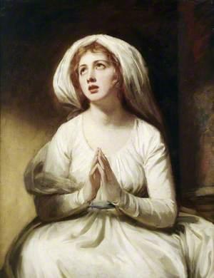 Emma Hart at Prayer