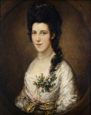 Perhaps Mrs Henry Broughton (c.1750–1839)