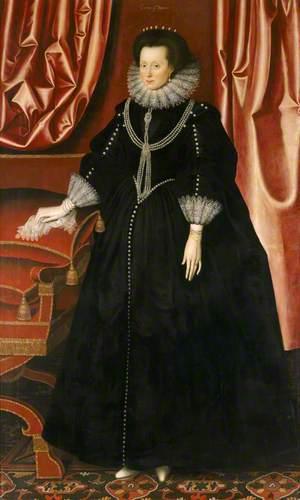 Elizabeth Cecil, née Drury, Lady Burghley