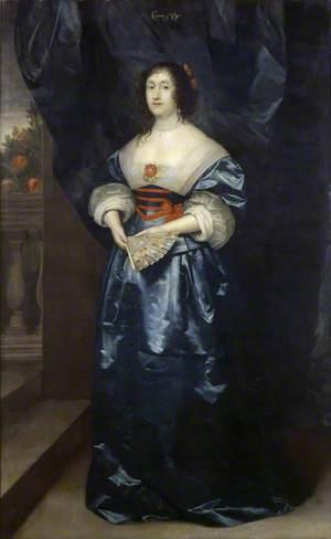Diana née Cecil, 1st Countess of Elgin