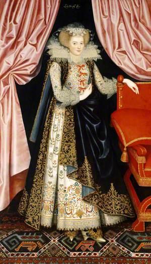 Probably Elizabeth Cary, née Tanfield
