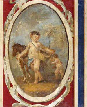 Putti Sowing