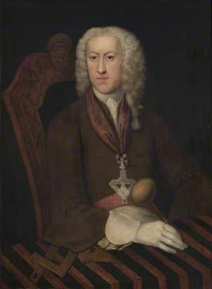Colonel John Pitt (1698–1744), ADC