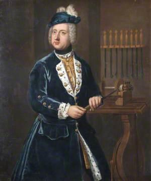Anthony Browne (1686–1767), 6th Viscount Montagu