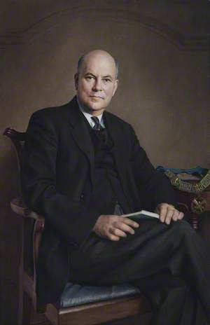Sir James Wilfrid Stubbs (1910–2000), KCVO, PSGW, Grand Secretary (1958–1980)