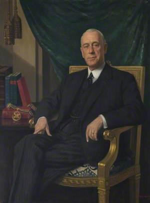 Sir Sydney White (1885–1958), KCVO, PGW, Grand Secretary (1937–1958)