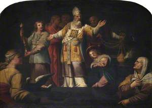 High Priest of King Solomon's Temple