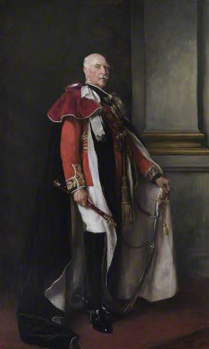 Field Marshal HRH Arthur William Patrick Albert (1850–1942), Duke of Connaught and Strathearn