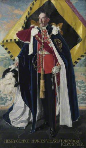 Right Honourable Henry George Charles (1882–1947), 6th Earl Harewood